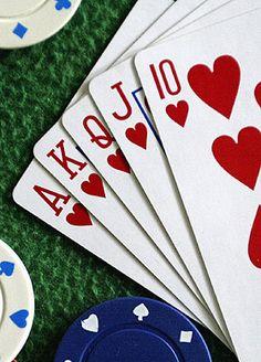Royal flush best poker hand