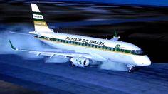 Cia virtual para voos on-line