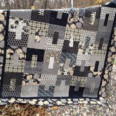 ideal pattern for man quilt