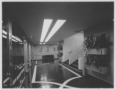 Vintage photos capture SS United States as a midcentury modern marvel - Curbed…