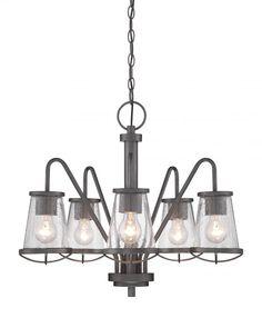 5 Light Chandelier : DZF7   Hinkley's Lighting Factory
