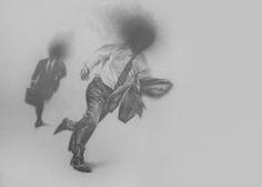 haiiro 6 Bold Black and White Illustrations by Sit Haiiro