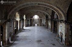 Michigan Central Station in Detroit, MI detroit photographer michigan central station mcs 7