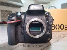 Nikon D800E DSLR $1,650.00 https://wp.me/p3bv3h-gZN