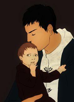 Altair's son by ~allahdammit on deviantART