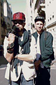 paris street style men