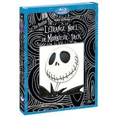 L'Etrange Noël de Monsieur Jack - Blu-Ray