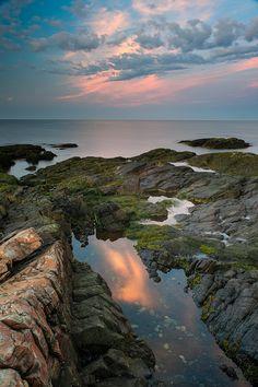 Biddeford Pool - Maine - USA (by Houser)