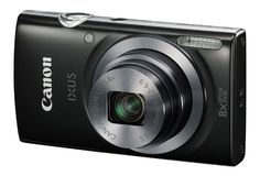 Canon(R) PowerShot(R) ELPH(R) 180 HS Digital Camera (Red) CCD sensor ; optical zoom with optical image stabilizer ; Foto Canon, Canon Ixus, Canon Zoom, Smart Auto, Camcorder, Canon Kamera, Canon Powershot Elph, Zoom Hd, Walmart