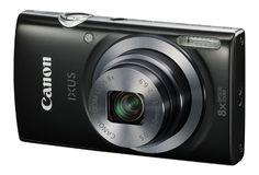 Hlasuj a vyhraj kompaktný fotoaparát Canon IXUS 160