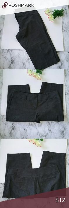 Ladies Maurices Sz 18 Career Gray Capri Shorts This is a pair of Maurices brand ladies casual career capri shorts. They are size 18. They have Pho pockets in the front and flap pockets in the back. They are in great pre-owned Maurices Shorts