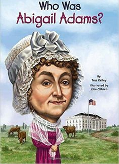 Abigail Adams Studies by Our Home of Many Blessings  Featured on #TrafficJamWeekend