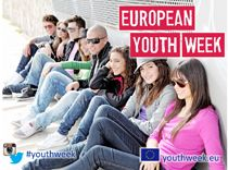 The European Youth Week on Storify