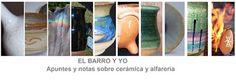 El barro y yo: ► E questo che è? Voss Bottle, Water Bottle, Diy Projects, Clay, Pottery, Ceramic Pottery, Enamels, Pottery Ideas, Transitional Chandeliers