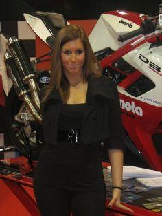 Girls Motor Show Bologna 2009