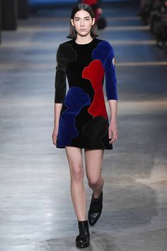 Christopher Kane's Fall 2015 Fashion Show