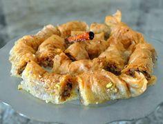 Shrimp, Sweets, Meat, Desserts, Recipes, Greek, Food, Tailgate Desserts, Deserts