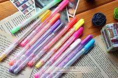 ! Colorful phấn màu nước _ thẻ đen album Tự làm bút giấy và bút chì bút chì màu màu 12 màu sắc Brandi màu tùy chọn - Alibaba