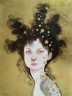 Anita Kunz Paintings