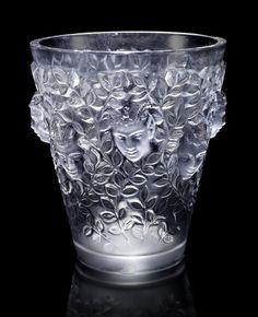 René Lalique 'Silènes' a Vase