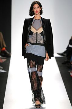 BCBG Max Azria Spring 2013 Ready-to-Wear Collection Slideshow on Style.com