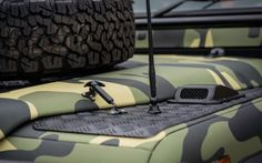 Land Rover Defender Military Edition by Tweaked Automotive