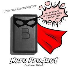 This charcoal bar is the safer beauty option for moms and teens. It heals skin and detoxes for fewer breakouts. BeautyCounter's Charcoal Cleansing Bar has been voted as our hero product because it really works! http://www.beautycounter.com/christidaugherty?goto=skin-care%2Fcleansers-exfoliators%2Fcharcoal-cleansing-bar.html