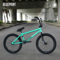 "SUNDAY 2018 BLUEPRINT 20"" COMPLETE BMX BIKE"