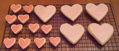 Give your sweetie some homemade cookies this Valentine's Day. Bake with a Silpat for perfect results. #valetine