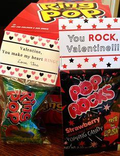 pop rocks valentine valentine - Google Search