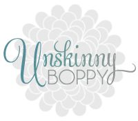 Unskinny Boppy: Awesome blog with home decorating/interior design projects. Love it!