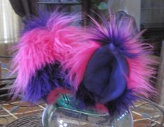 Cheshire Cat Ears luxury shag purple/pink faux fur with metal snap hair clips Cheshire Cat Halloween, Chesire Cat, Running Costumes, Pink Faux Fur, Cat Ears, Pink Purple, Different Colors, Hair Clips, Dress Up