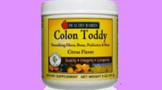 Colon Toddy - We incorporate 12 tasty fibers,brans, vitamins, probiotics and gentle detoxifiers to nutritionally support the body's normal digestion, detoxification and elimination.