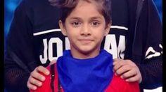Ditya Bhande Super Dancer Winner