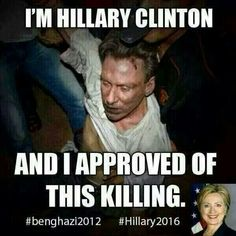 Hillary ignored 16 pleas for help! NEVER FORGET! NEVER STOP REPINNING!