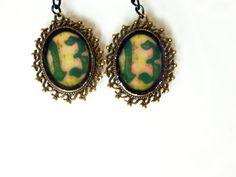 Horror Jewelry   Friday The 13th  Jason Vorhees by RainsWonderland