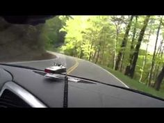 Red Audi R8 Trip 1 - Tail of the Dragon youtube video
