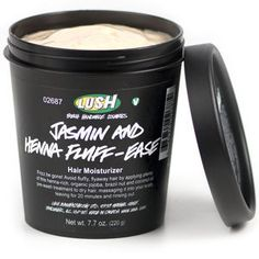 Jasmine & Henna Fluff Eaze Hair Treatment - meant to be a deep conditioning treatment, but I often use it as a regular conditioner.