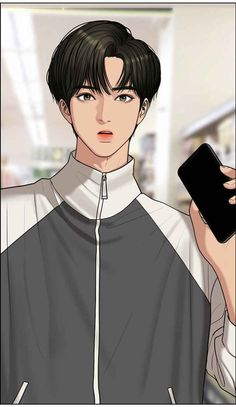 Angel Wallpaper, Boys Wallpaper, Suho, Super Secret Webtoon, Anime Korea, Cute Anime Coupes, Cute Couple Cartoon, Angel Aesthetic, Webtoon Comics