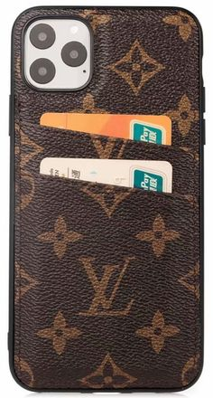 Luxury Dual Card Slot Apple iPhone Samsung Galaxy Back Case Cover Iphone 7 Plus, Iphone 8, Iphone 11 Pro Case, Apple Iphone, Iphone Phone Cases, Louis Vuitton Suitcase, Louis Vuitton Phone Case, Louis Vuitton Keychain, Louis Vuitton Handbags