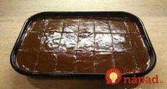 Tento koláčik je veľmi rýchly a fantasticky chutný. Odporúčam skutočne každému, je luxusný!