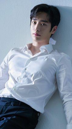Seo Kang Joon, October, Ruffle Blouse, Women, Fashion, Love, Moda, Fashion Styles, Fashion Illustrations