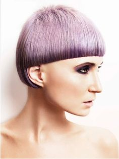 2013 London Hairdresser of the Year Collection - Akin Konizi Short Bob Hairstyles, Trendy Hairstyles, Short Hair Cuts, Short Hair Styles, Global Hair, Corte Y Color, Fantasy Hair, Trending Haircuts, Salon Style
