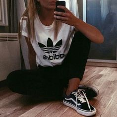"""Adidas in Rose Gold Check out @ShopMangoRabbit and their model @MangoRabbitRabbit for amazing inspo ??"""