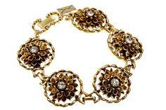 Juliet & Company Dahlia Bracelet, $42, available at Juliet & Company.