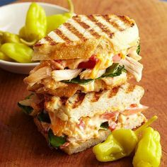 ... about sandwiches on Pinterest | Paninis, Cheddar and Chipotle chicken