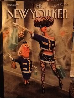 Cover New Yorker