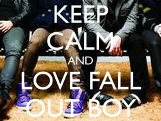 I got: yes!!!! you are a big fan! ARE YOU A REAL FALL OUT BOY FAN?