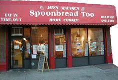 Miss Maude's Spoonbread Too Restaurant, Harlem NYC