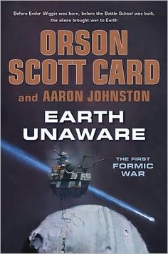 A Prequel to the suddenly famous Ender-series, Earth Unaware was a quick read. As with the original Ender's Game, this is a book both small and big: The scale seems immense, but the story focuses on   small events. Does not rival the original, but fans should pick this one up.